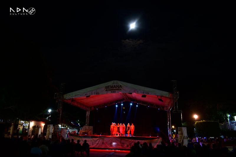 Danzando bajo luz de luna de Tixtla - ADN Cultura